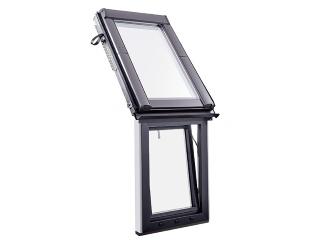 - Okno fasadowe Designo R1 r1