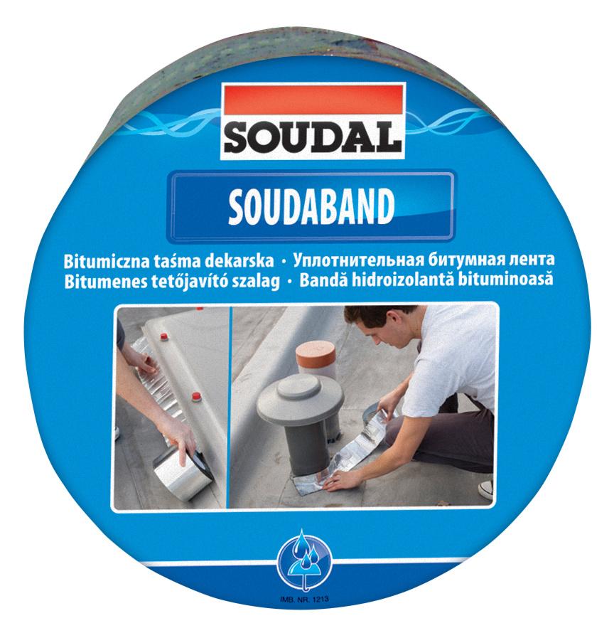 - Dekarska taśma uszczelniająca Soudaband new draft