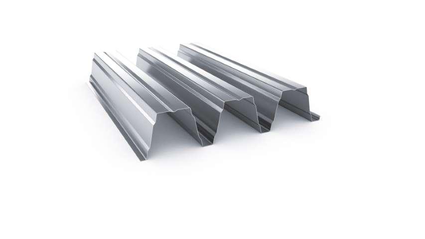 DachHolding budmat FB 18/1100 profil elewacyjny