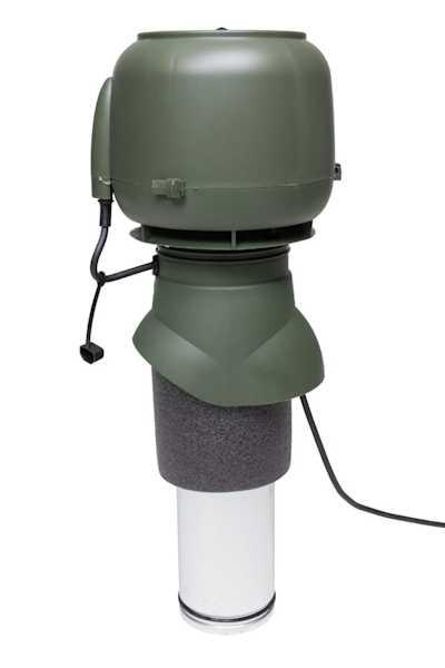 DachHolding vilpe  E120P/125/400 WENTYLATOR DACHOWY