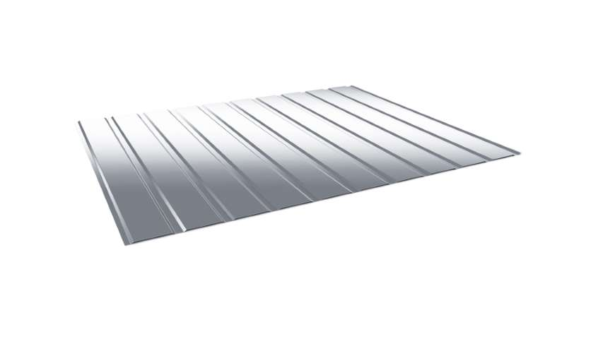 DachHolding budmat TRB - 6/1200 profil elewacyjny / podsufitka dachowa