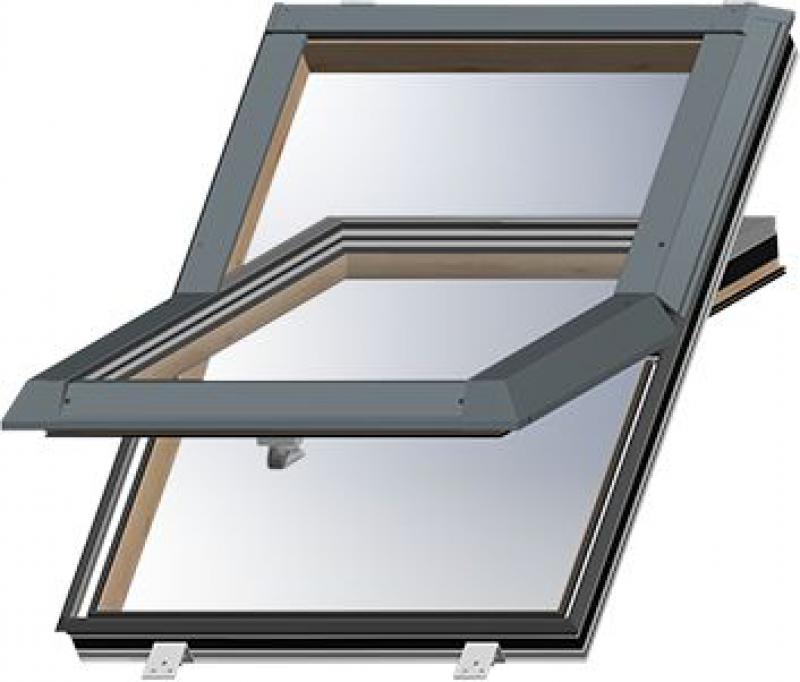 DachHolding  alusky Aluminiowe okno dachowe