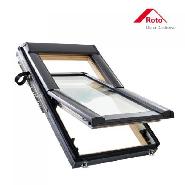 DachHolding  roto Designo R4/R6 RotoTronic