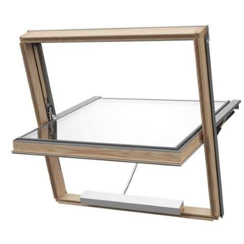 DachHolding dakea Automatycznie sterowane okno oddymiające  KAS B1600