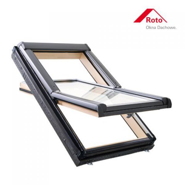 DachHolding  roto Designo R4 obrotowe