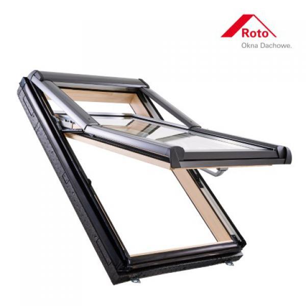 DachHolding  roto Designo R7 wysokoosiowe
