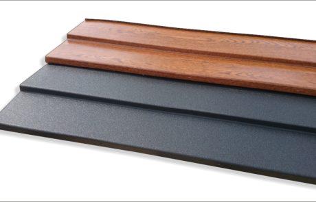 DachHolding blach-pol  Panel elewacyjno-kominkowy