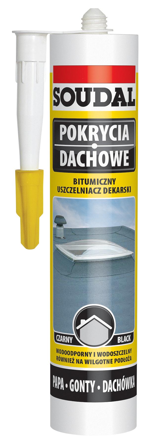 www.dachholding.com bitumiczny uszczelniacz dekarski