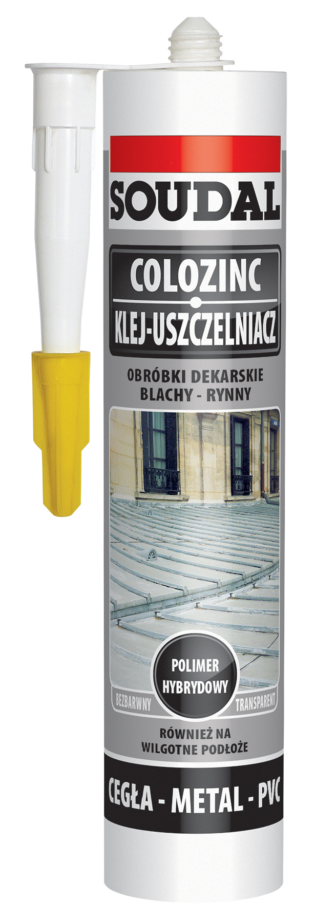 www.dachholding.com klej do blach colozinc