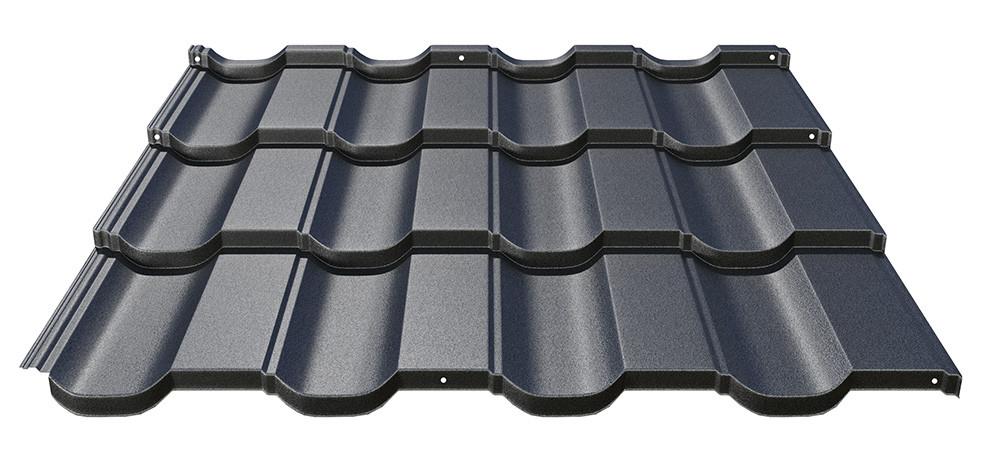 DachHolding blachprofil2 Klasyczne dachówki blaszane Heta R