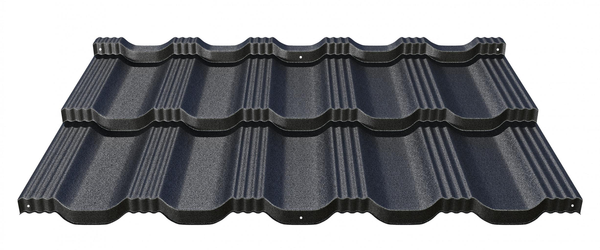 DachHolding blachprofil2  Klasyczne dachówki blaszane Bavaria Roof 2.0