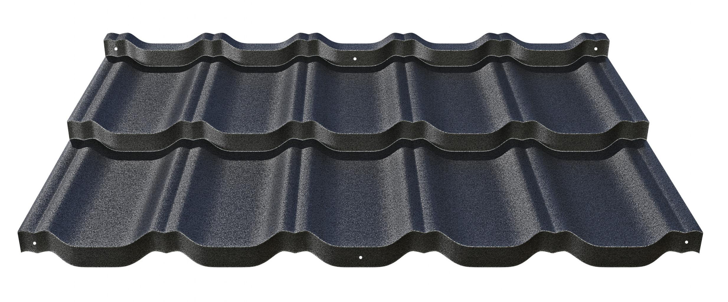 DachHolding blachprofil2  Klasyczne dachówki blaszane Gamma R 2.0