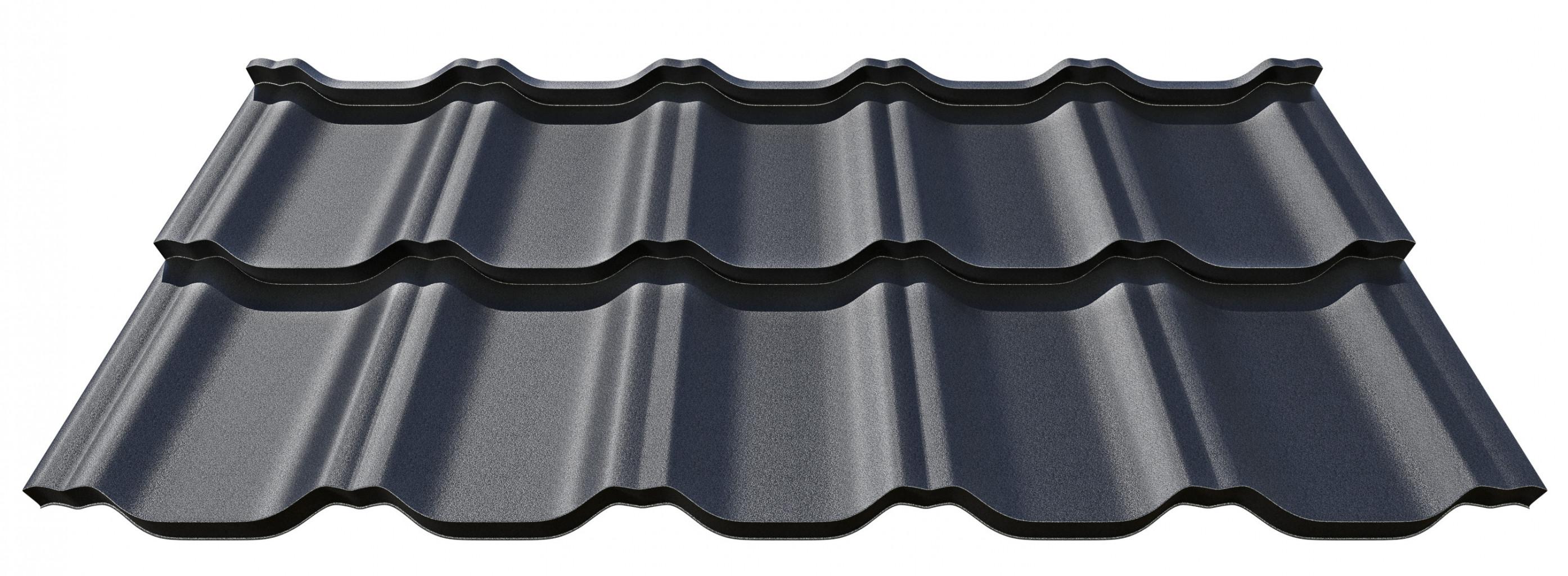 DachHolding blachprofil2  Klasyczne dachówki blaszane Zet R