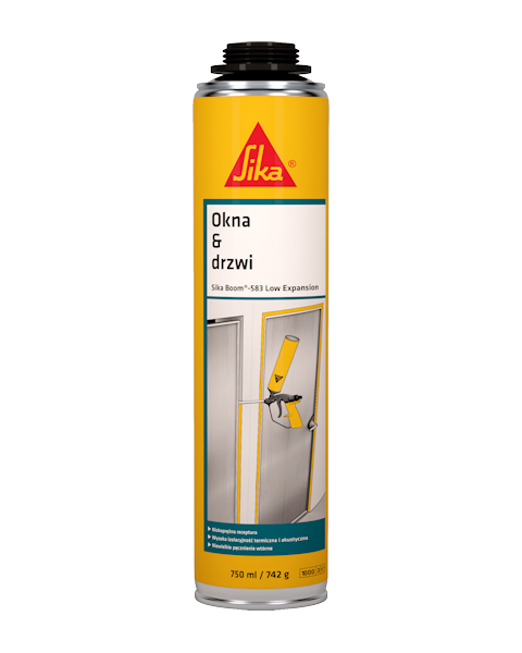 DachHolding sika Sika Boom® -583 Low Expansion